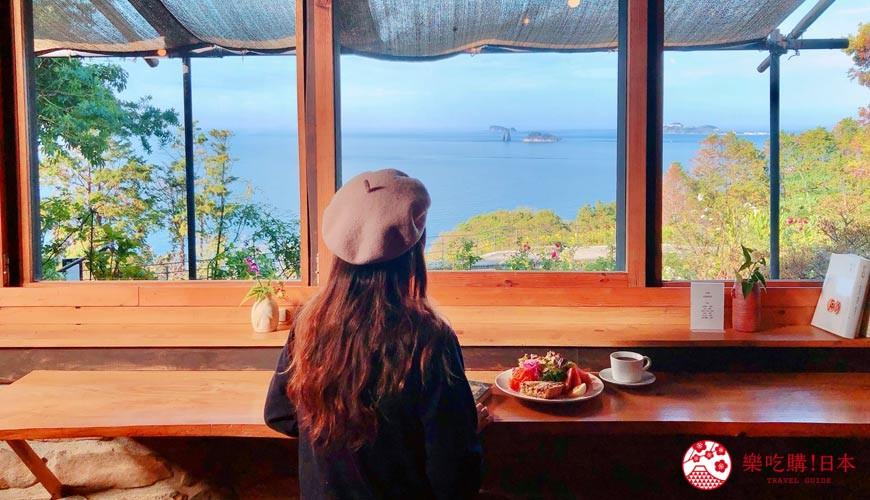 長崎軍艦島自由行自駕遊roadtrip公路旅行必去景點推薦推介必吃必食美食絕景打卡攻略Café OZIMOC