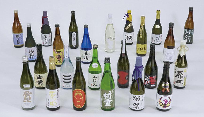 日本絕景美食在山口縣清酒指南