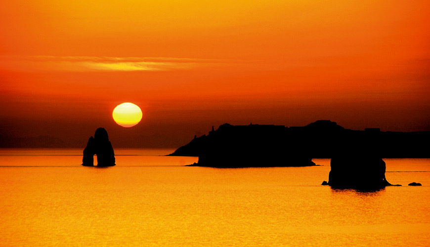 長崎軍艦島自由行自駕遊roadtrip公路旅行必去景點推薦推介必吃必食美食絕景打卡攻略池島的夕陽