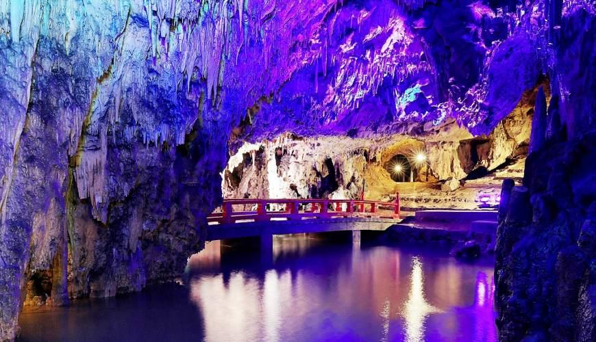 日本岡山鐘乳石洞秘境去「新見」!井倉洞、泡溫泉的兩天一夜自由行