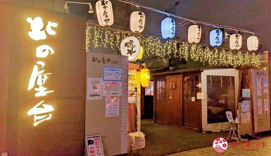 北海道必吃美食自由行景點推薦推介紹十勝帶廣伴手禮當地特色美食小吃街北之屋台