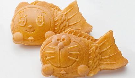 北海道新千歲機場哆啦a夢空中樂園機場限定哆啦a夢鯛魚燒
