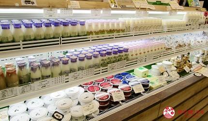 北海道新千歲機場伴手禮推薦milkstand北海道興農社優格牛奶