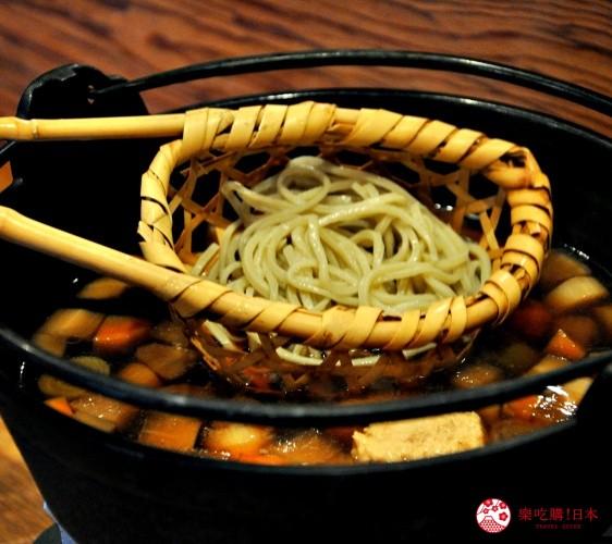 長野自由行松本安曇野美食蕎麥麵推薦上條蕎麥麵