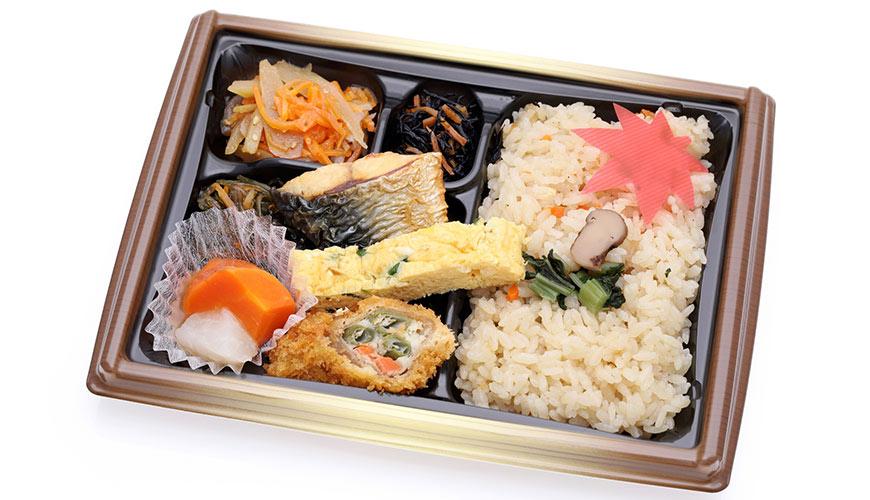 「日式便當配菜」示意圖
