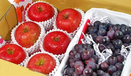 日本蘋果葡萄甜蜜禮讚葡萄禮盒推薦