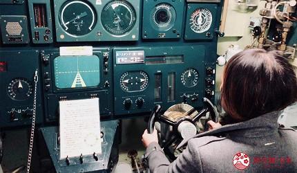 廣島吳市景點推薦鐵鯨館海上自衛隊吳史料館潛水艇體驗