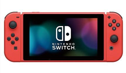 任天堂 Switch「瑪利歐 紅×藍」組合套裝