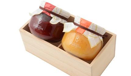 8款日本水果果醬抹醬品牌推薦人氣必買東京千疋屋高級水果果醬禮盒無添加