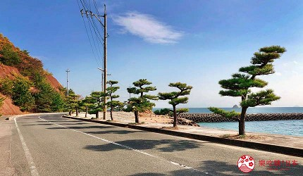 廣島吳市自行車景點推薦飛島海道風景