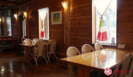 北海道必吃美食自由行景點推薦推介紹十勝帶廣伴手禮當地特色美食家庭式自助餐鄉村風的座位