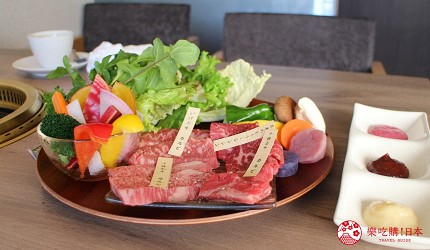 北海道必吃美食自由行景點推薦推介紹十勝帶廣伴手禮當地特色美食大地之匠十勝成吉思汗烤肉燒肉匠季節蔬菜套餐
