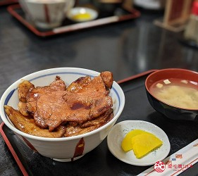 北海道必吃美食自由行景點推薦推介紹十勝帶廣伴手禮當地特色美食里肌肉豚丼