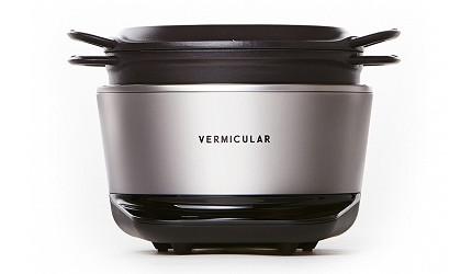 2021日本電子鍋推薦vermicular小V鍋的IH電子鑄鐵鍋