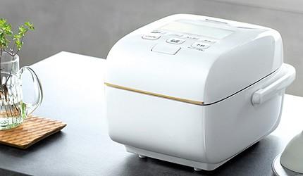 2021日本電子鍋推薦象印zoujirushi的炎舞炊壓力IH電子鍋NW-LA10