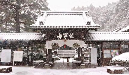 日本山陰山陽自由行推薦推介山口市景點瑠璃光寺