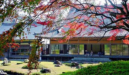 日本山陰山陽自由行推薦推介山口市庭園