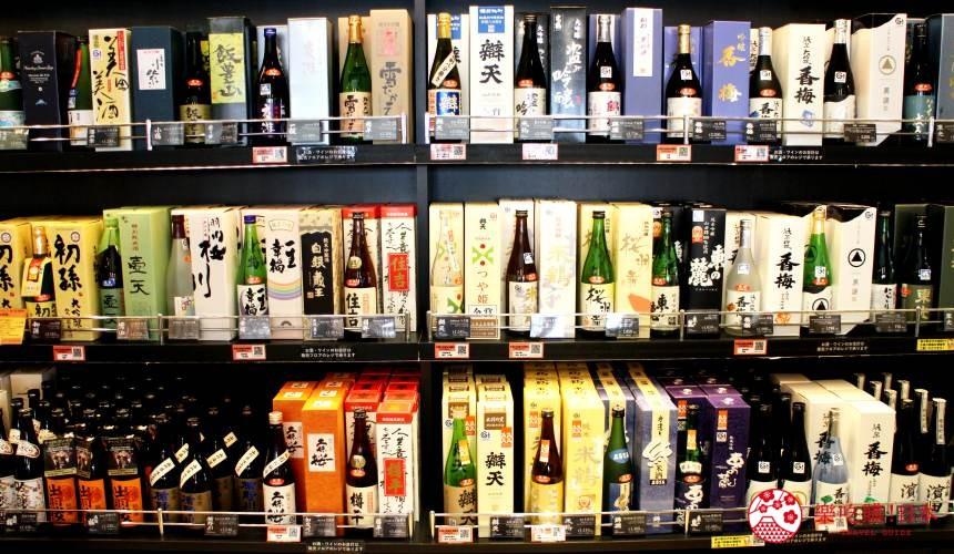 日本東北自駕遊福島縣旅遊山形縣自由行景點推薦美食推介住宿整理道之驛米澤販售的日本酒