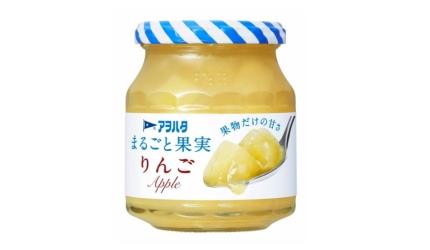 8款日本水果果醬抹醬品牌推薦人氣必買AOHATAK蘋果果醬果肉