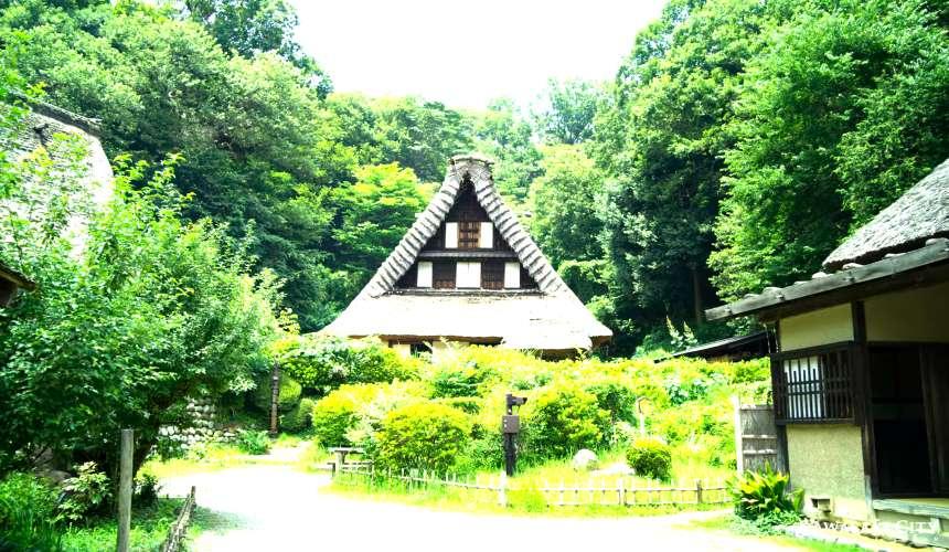 川崎市景點推薦日本民家園