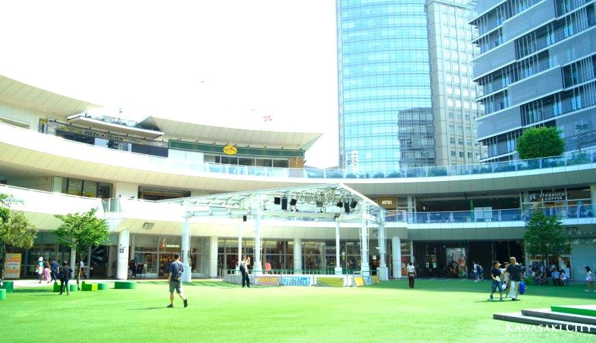 川崎市購物景點推薦LAZONA川崎plaza