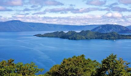 秋田自驾游道路休息站景点推荐推介十和田湖