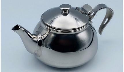 日本神前式會用到收藏茶具送禮推薦推介新潟燕商事鋼製茶壺