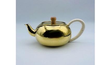 日本神前式會用到收藏茶具送禮推薦推介新潟燕商事銅製茶壺