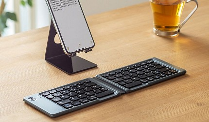 電腦鍵盤推薦ipad鍵盤推介羅技無線藍芽靜音打字電競機械式鍵盤清潔建議SANWA折疊無線藍牙鍵盤