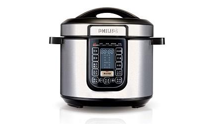 壓力鍋推薦電子壓力鍋推介避免爆炸使用方法教學Philips Viva Collection 智慧萬用鍋HD2133