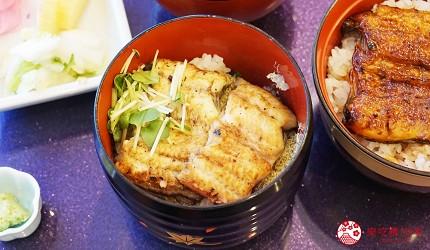 靜岡自由行景點推薦濱松市必吃鰻魚飯志ぶき鰻魚白燒鰻魚