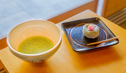 靜岡自由行景點推薦濱松茶室松韻亭日本茶道體驗