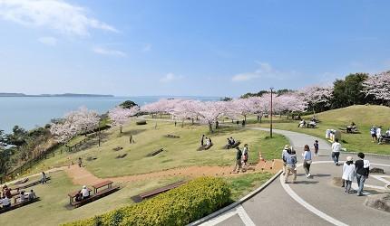 靜岡自由行景點推薦濱松市濱名湖景色