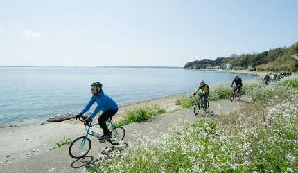 靜岡自由行景點推薦濱松市濱名湖環湖腳踏車HAMANAKOENGINE腳踏車