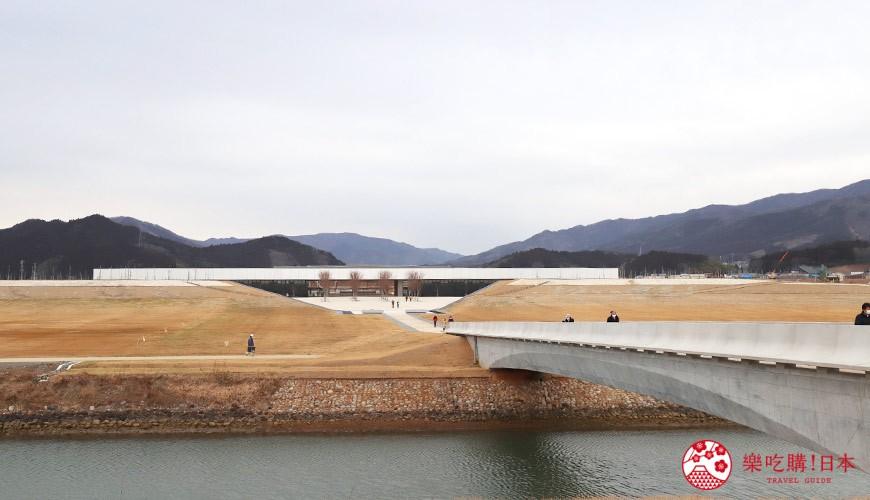 日本東北自由行宮城岩手景點推薦岩手海嘯紀念館道