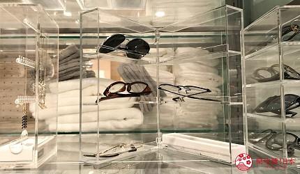 收納盒推薦透明收納架推介無印良品muji抽屜收納用品壓克力眼鏡小物收納盒