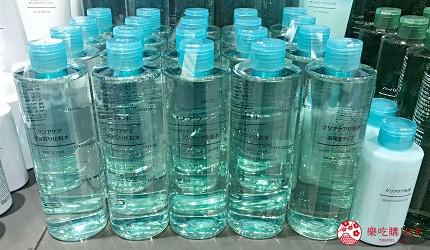 平價化妝水推薦無印良品MUJI濕敷化妝水用途推介成分天然清新化妝水