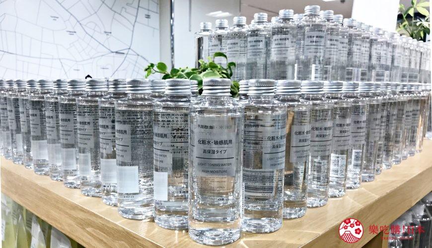平價化妝水推薦無印良品MUJI濕敷化妝水用途推介成分天然