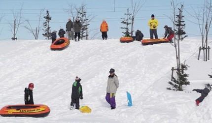 北海道自由行冬天推荐玩法6个札幌近郊景点推荐惠庭LuluMap自然公园SnowLandRuruMap雪上活动