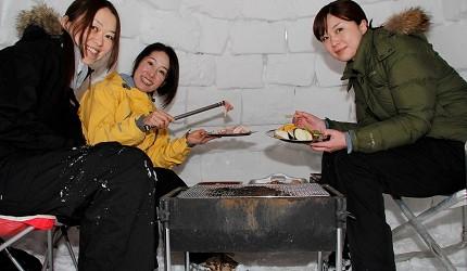 北海道自由行冬天推荐玩法6个札幌近郊景点推荐SnowmobileLandSapporo雪上户外活动炭火烤肉