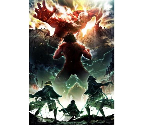 《進擊的巨人》動畫圖片示意圖之二