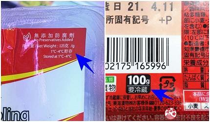 食物標籤營養標籤日本預先包裝進口食物安全標籤法規日文香港保存方法差異
