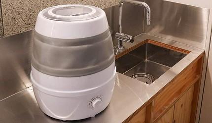洗衣機品牌推薦牌子推介評價變頻滾筒迷你折疊直立分別乾淨比較THANKO 折疊式小型洗衣機