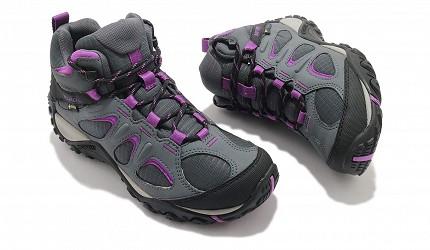 登山鞋推薦行山鞋推介好看好穿爬山安全防滑GORETEX防水MERRELL YOKOTA SPORT MID GORE-TEX 登山鞋
