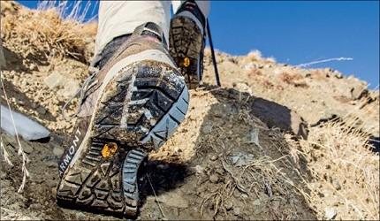 登山鞋推薦行山鞋推介好看好穿爬山安全防滑GORETEX防水柔軟保護