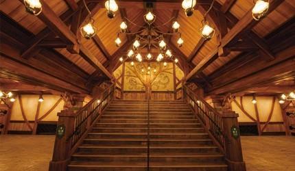 森林歌劇院Fantasyland Foresttheatre