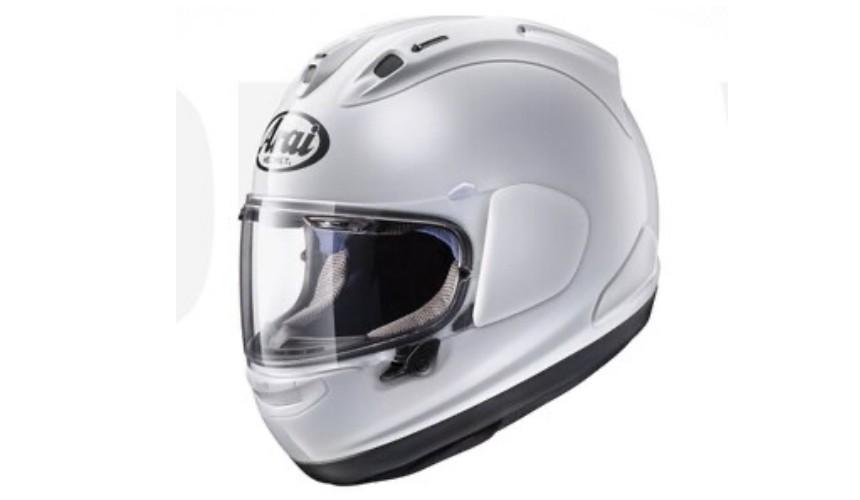 推薦10大摩托車機車安全帽品牌日本製Arai全罩式RX7X賽車選手愛用款洛克人安全帽