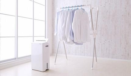 烘衣機推薦乾衣機推介國際牌瓦斯式品牌比較文章房間內晾衣架