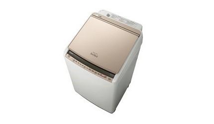 烘衣機推薦乾衣機推介國際牌瓦斯式品牌比較日立 直立式洗脫烘BW-DV100E-N