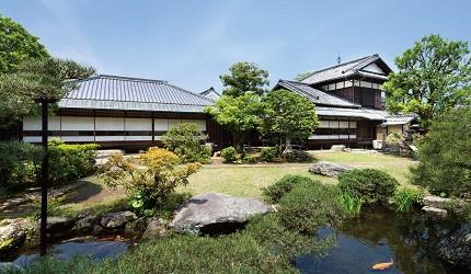 結婚紀念日日本自由行推薦愛媛縣新居濱市景點舊廣瀨邸